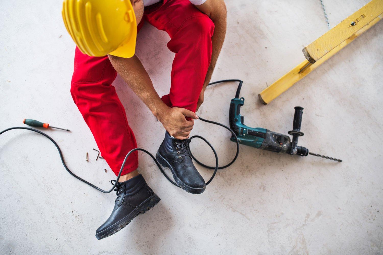 Injured At Work, Workers Compensation, Work Injury, Injured On The Job